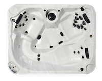 Hot Tub Arctic Spas Fox