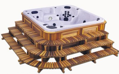 Step In, Step Up, Step Out…of the Hot Tub