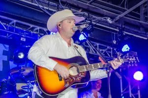 Gord Bamford With Arctic Spas In Cabo 2