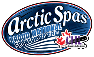 arctic spas proud national sponsor of the CHL