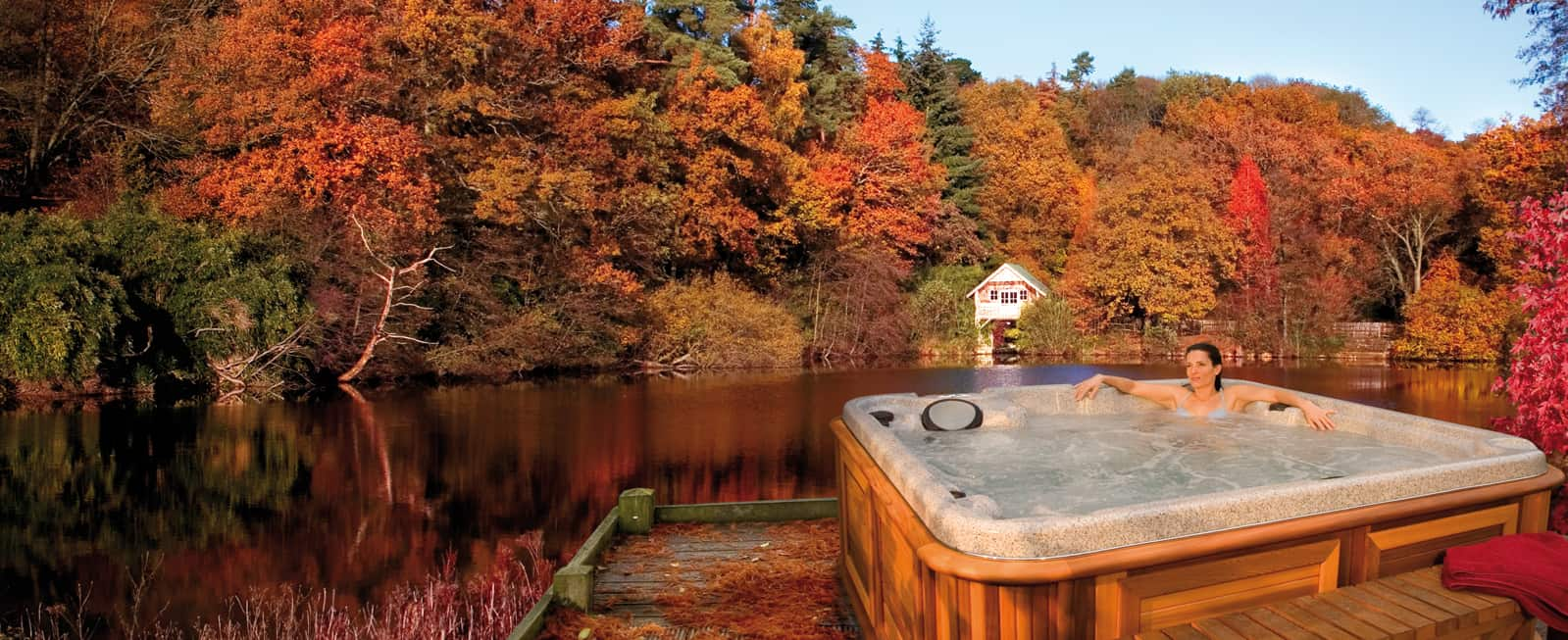 Hot Tubs Arctic Spas Engineered For Extreme Climates