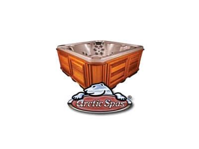 brand Arctic Spas hot tub