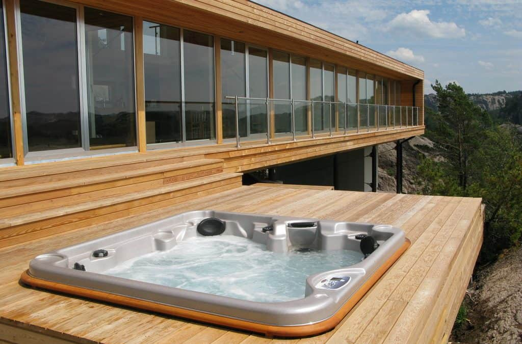 gallery hot tub home